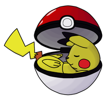 Pika's Ball by Noobynewt