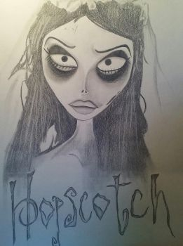 emily. corpse bride by samanthalm