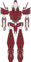 GNW-003 Gundam Throne Drei by ironscythe