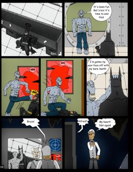 Alfred's Knight Page 13 by clinteast