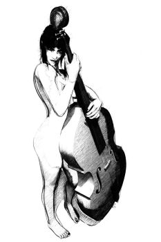 Bass and Nude by ONLYoneCANNOLI