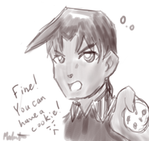Heiji Doodle by Mahotou