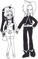 Edward Elric and Rose Thomas by TifaIsTheOtherMe