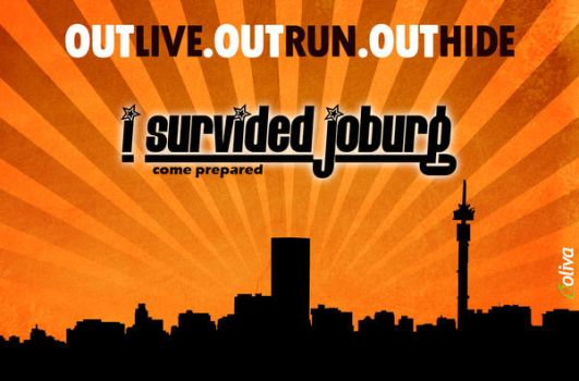 Survive joburg by ihs44n