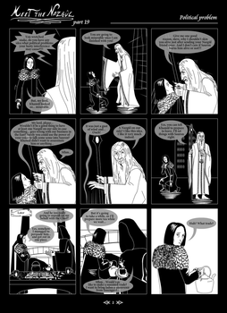Meet the Nazgul .19 page 2 by The-Black-Panther