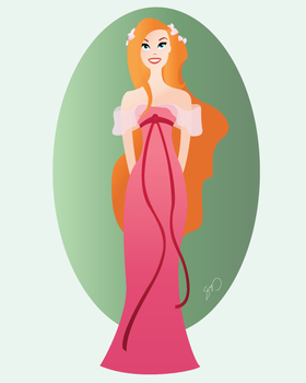 Giselle - doll vector by Enchanted-Club