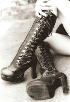 Boots 1 by SubterraneanFlames