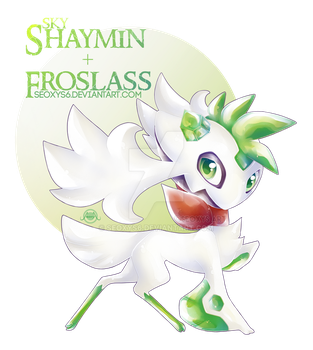 pokemon how to get shaymin x and y