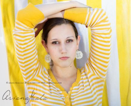Mellow Yellow I by ArianaNeala