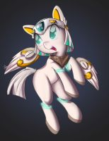 Machina Pony by EstrosianHeaven