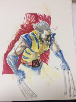Wolverine Commission by Txanly