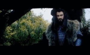 Thorin Oakenshield vs. Gandalf Gif by Goldie4224