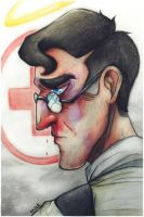 A Dead Medic is a Sad Medic by Cora-Dilcoroc