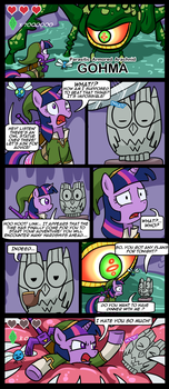 The legend of Zelestia by CSImadmax