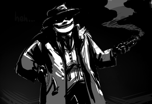 mobster sans by coulrophiliacs