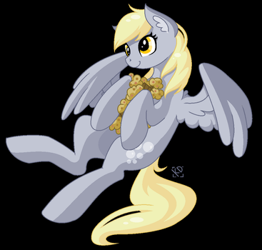 Derpy (commission) 2 by Amazing-ArtSong