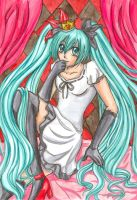 Miku - World Is Mine by Tamao