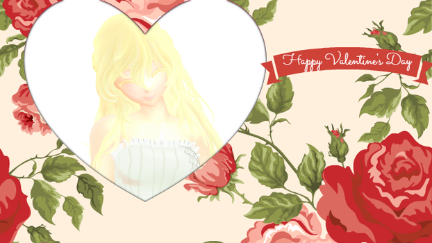 [MMD]Happy Valentine's Day by AnimeOtaku1020