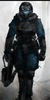 Soldier Concept 01 by Jalingon3011