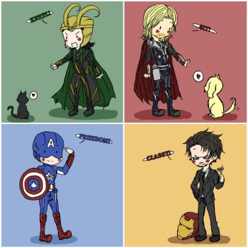 Assemble! by Imeria