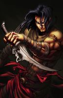 Prince of Persia by KFoster
