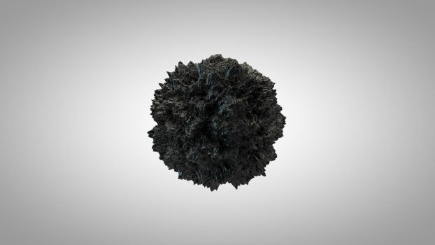 Cinema 4D: Mineral by Necrobyte1