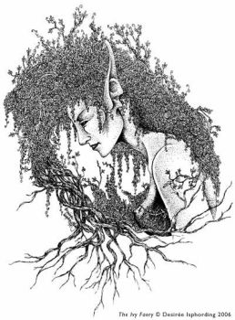The Ivy Faery by sphinxmuse