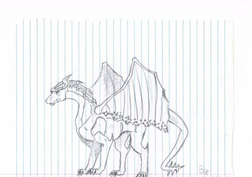 Dragon by Ceh140