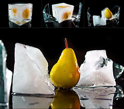 Iced Pear by Comelius