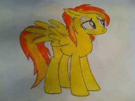 Spitfire Drawing: Paper and Pencil by TheAgent777