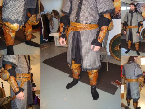 Aun Armour Completed by Karsis