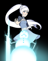 Weiss Snowman by Cadhla182