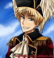APH - Pirate England by NightmareTease