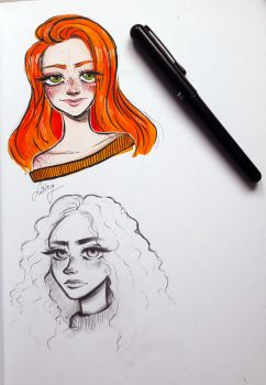 Sketches by Willowie