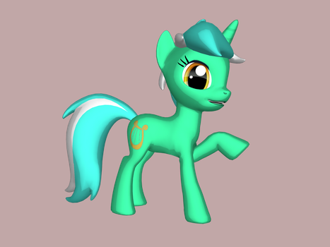 Lyra by pegasister-abby