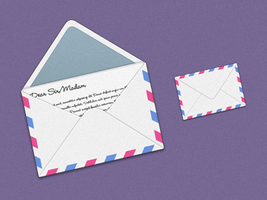 Mail Icons by olvrwl