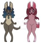 Yowee Adoptables! by thecrowprince