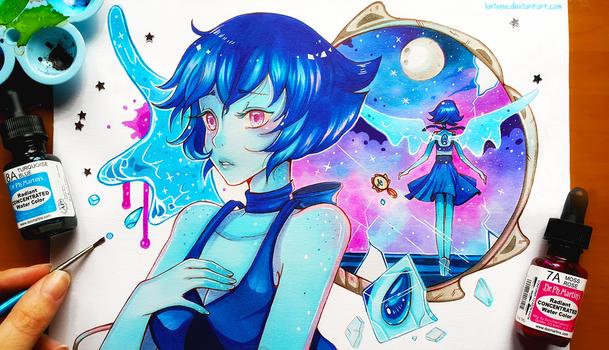 +Steven Universe - Lapis Lazuli+ by larienne