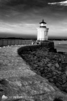 Portland Breakwater Lighthouse by AndrewMarston