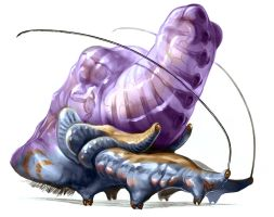 Gassy Critter by Davesrightmind