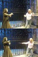 Duel with a Death Eater by Leonie-Heartilly