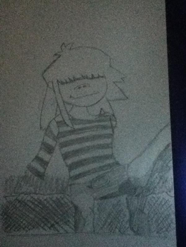 My Drawing Of Noodle :) by leave-me-to-bleed