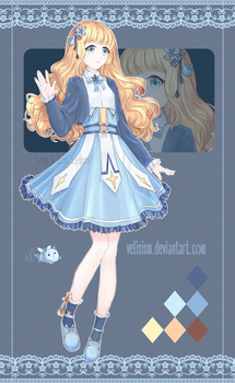 [CLOSED] ADOPT AUCTION by Velisism