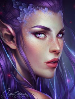 ImagineFX Cover Issue 114 by Charlie-Bowater