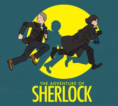 The Adventures of Sherlock by Fabulla