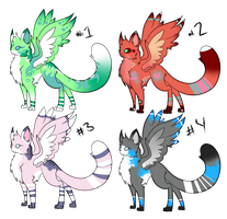 Adoptables:Closed: by theperfecta