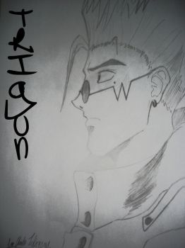 Vash The Stampede by Papitojctm