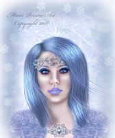 Lady Winter by marphilhearts