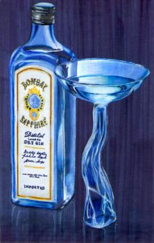 Bombay Sapphire by ruteger