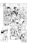 TF MTMTE Closure page 11 ink by shatteredglasscomic